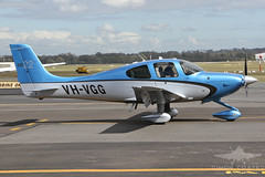 VH-VGG CIRRUS SR22 (QFA744) Tags: vhvgg cirrus sr22