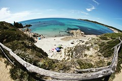 Sweet embrace (lifeinapixel) Tags: sardinia sardegna gallura seascape coast mediterranean fisheye samyang embrace landscape