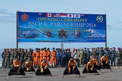 160822-N-CV785-237 (Nelson Dillehunt) Tags: pacificpartnership16 usnsmercytah19 pp16 usnsmercy partnershipsmatter pacificpartnership jointoperations navy usn pacificpartnership2016 indonesia padang