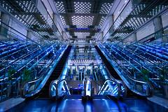IMG_1622 (Jun.Ohashi) Tags: yurakucho escalator mirror reflection エスカレーター 有楽町 有楽町センタービル 有楽町マリオン 鏡 千代田区 東京都 日本 jp canon キャノン eos eosm3 apsc efm1122mmf456isstm efm1122mm 1122mm efm f456 is stm