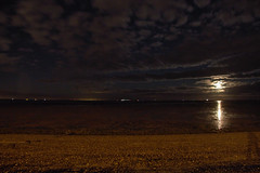 SPhoto-1983 -1 (Sheppeyphotographer) Tags: beach moonrise clouds night stars longexposure