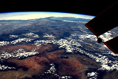 Canyons, Monument Valley, Las Vegas and the Colorado river (europeanspaceagency) Tags: european agency iss esa europeanspaceagency promisse andrékuipers astroandre