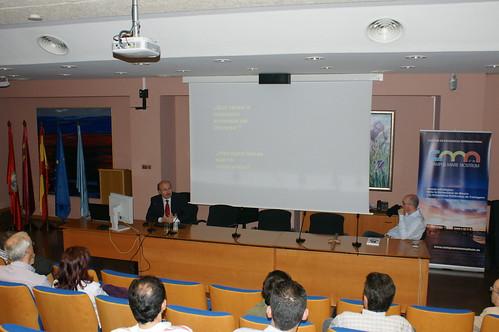 Conferencia Rafael Rebolo 2