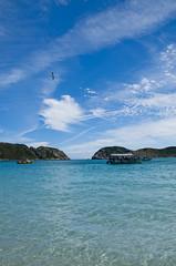 Arraial do Cabo, Rio de Janeiro, Brasil (@giovanicordioli | gmcordioli@gmail.com) Tags: summer brazil sky beach nature water brasil riodejaneiro paradise arraialdocabo