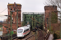D DB ICE Mainz 07-04-2012 (peters452002) Tags: railroad travel ice train germany d siemens eisenbahn rail railway zug trains olympus db etrain bahn railways mainz trein railroads spoor spoorwegen treinen twop ferrovia 5photosaday jalalspages clickcamera jalalspagestransportationalbum peters452002 olympuse520
