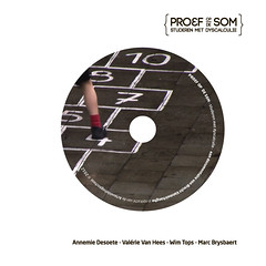 Proef Op De Som | cover