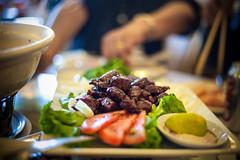 Beef Lok Lak (SodanieChea) Tags: lighting light color art composition restuarant framing culinary 50mmf18 foodphotography canon5dmarkii