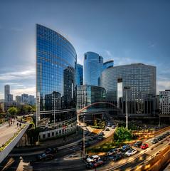 La Défense (AO-photos) Tags: panorama paris hdr ladéfense autopano