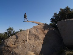 132 Me on Potato Chip Rock (_JFR_) Tags: hiking mount woodson woodsonmountain mountwoodson mtwoodson potatochiprock