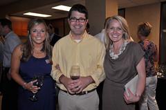 Rebecca Crosby, Courtland Eyrick and Julie Bohn