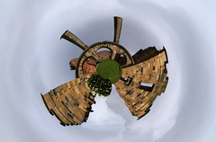 little planet (keith midson) Tags: sandstone littleplanet