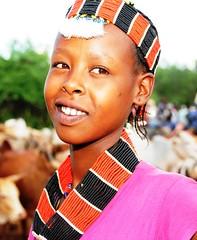 DSC_7647 (Peter Schnurman) Tags: africa girl east valley ethiopia hammar omo
