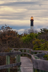 Light Beacon (Vinny Giordano) Tags: lighthouse clouds canon longisland fullframe fireisland beaming llenses canoneos1dsmarkiii nybeaches vincenzogiordano vinnygiordano giordanophotography