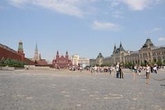 Plaza roja (Carlos Octavio Uranga) Tags: red moscow redsquare kremlin roja moscou plazaroja rouje placerouge московскийкремль moscí