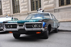 NYPD Plymouth Fury RMP (Triborough) Tags: nyc newyorkcity ny newyork manhattan police nypd financialdistrict policecar lowermanhattan newyorkcounty newyorkcitypolicedepartment