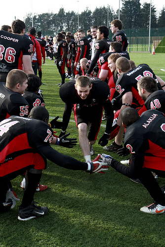 UWE American football second image