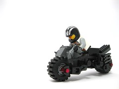 This Ain't No Podbike (Exius_) Tags: brick bike flow pod lego mark version experiment corporation motorbike mk2 even motor corp sleek stud mk3 exo mk1 podbike exius