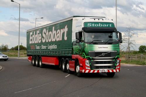 Flickriver: Photoset 'Eddie Stobart' by VRLH