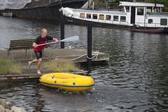 Action front 1/11 (MaikenVL) Tags: training boat holmen hjemmevrnet hjv danishhomeguard