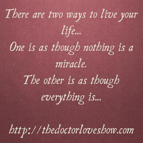 2 Life Choices