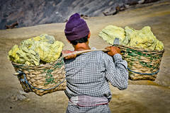 Sulphur miner. Kawah Ijen, Java. (Matt Paish 2013) Tags: man male horizontal indonesia asian volcano java intense movement workers asia basket outdoor plateau labor smoke documentary crater baskets chip strong sulphur worker block strength dust sulfur heavy crush powerful indonesi slab breaking intensity fumes  indonsie eastjava ijencrater ijen kawahijen midview ijenvolcano indoneesia  indonezija sulphuricfumes   sulphurminer sulfurminer ijencaldera indnesa  indonzija indonezio indoneziya indonisa  sufuricfumes sulfuricfumes workingijencrater craterofkawahijen ijenvolcaniccrater sulfurminersofijen sulfurminersofkawahijenijensulfurmining ijensulphurmining sulfurminingatijen sulphurminingatijen kawahijensulfurmining kawahijensulphurmining kawahijensulfur kawahijensulphur