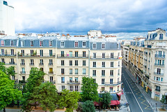 Vue sur le Boulevard Arago (Bee.girl) Tags: paris france roofs toits 75013