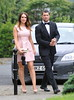 Susie Amy and Rob Kearney The wedding of model Aoife Cogan and rugby star Gordon D'Arcy, held at St. Macartan's Cathedral Monaghan, Ireland