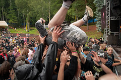 Obscene Extreme 2012 (Kimihiko Sato) Tags: people festival metal death fan czech extreme mosh gore 2012 obscene grindcore trutnov