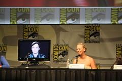 The Big Bang Theory - Panel (titi-) Tags: big comic sandiego theory bang comiccon con the kaleycuoco jimparsons thebigbangtheory