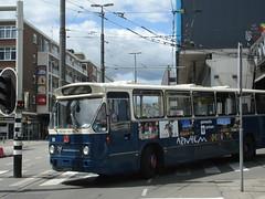 ex GVA museumbus 22 (Bou46) Tags: bus buses arnhem autobus leyland gva verheul museumbus leylandverheul gvaarnhem