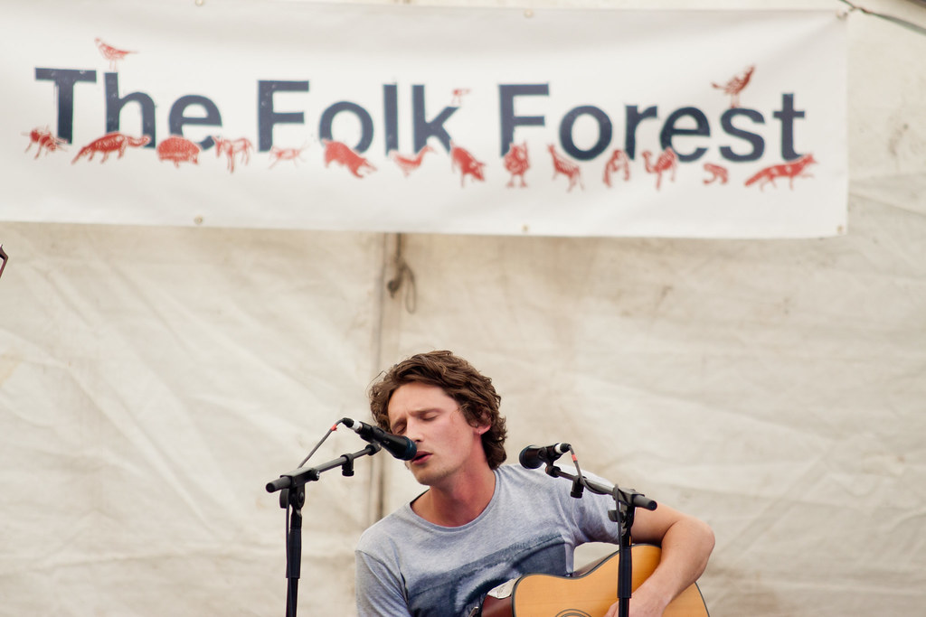 Simon Butler - Joe Banfi - Folk Forest - Sunday