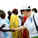 Helen Clark's visit to Saint-Louis, Senegal, July 2012