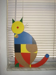 cardboard kitty (JSDesign) Tags: blue red black color green art geometric window silhouette yellow cat circle paper design graphicdesign swatch wire feline paint geometry tail kitty minimal line whiskers cardboard sample chip faux wright curve simple deco mondrian rectangle primary minimalist flw primarycolors paintchip kittycat rectilinear colorchip paintsample colorswatch colorsample cardboardcat paintswatch feilne jsdesign wirewhiskers cardboardkitty paintsamplechip