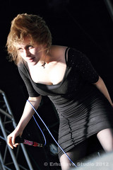 Rolo Tomassi @ Tramlines Music Festival Sheffield 2012 (ErhuDave) Tags: uk musician david art festival rock studio concert eva punk experimental singing live stage sheffield gig band sing singer british chang tramlines rolo 2012 spence mathcore tomassi jazzcore nintendocore erhudave