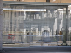 31 July 2012 (keepps) Tags: reflection glass schweiz switzerland suisse sbb montreux vaud cff 365photos