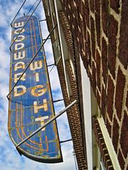 Woodward Wight, New Orleans, LA (Robby Virus) Tags: building brick sign louisiana apartments neworleans warehouse company woodward condos condominiums wight