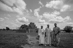 himam the mud mosque in northern Ghana, near Bolgatanga (anthony pappone photography) Tags: africa travel houses art canon village mud african muslim religion mosque ghana westafrica tribes afrika ethnic afrique moschea tribu bolgatanga etnico afryka mussulmani himam africantribe mudmossque