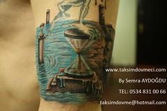 Hourglass water tattoo part1 / Kum saati su dövme (taksim beyoğlu dövmeci) Tags: woman art tattoo artist femme models drawings istanbul tattoos taksim examples vrouwen tatouage bayan mannen kiz modèle modelleri dovme çizimler dovmeciler taksimdovme dovmemodelleri dovmesi