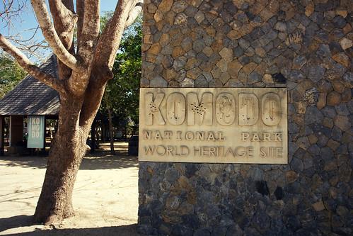 komodo world heritage park