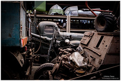 _MTA5658.jpg (Moyse911) Tags: auto usa truck army photo amazing factory fuji tank sam jeep image military picture camion american militaire fou insolite vieux armee oncle urbex amricain hangars xt1 ancetre onclesamurbexauto
