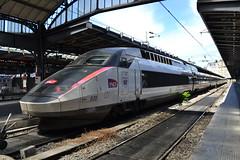 SNCF Reseau 535 (28069) (Will Swain) Tags: paris gare de lest 18th july 2016 est east capital city centre parisien ile france ledefrance le train trains rail railway railways transport travel vehicle vehicles europe french voyage sncf reseau 535 28069