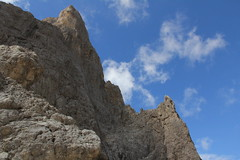 Sassolungo, Dolomiti (Giorgio Pongiluppi) Tags: montagna alpi sassolungo dolomiti alps