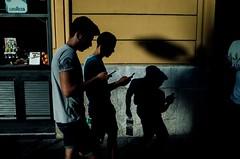 Ianus Bifrons (i.am.mine) Tags: palermo 2016 street photography ricoh gr fuji leica eyegobananas