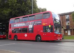 GAL E233 - YX61DSY - BX BEXLEYHEATH BUS GARAGE - SUN 21ST AUG 2016 (Bexleybus) Tags: adl dennis enviro 400 goahead go ahead london bx bexleyheath bus garage kent e233 yx61dsy tfl route 89