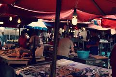 Il mercato del pesce (giusyvolpe) Tags: sicily italy august sun luci atmosfera