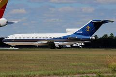 N502MG   Boeing 727-191   Roush Fenway Racing (cv880m) Tags: oscoda wurtsmith osc kosc michigan n502mg boeing 727 727100 721 727191 roush fenway mgmgrandair roushfenwayracing nascar