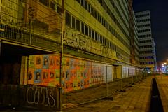 Haus der Statistik (Pascal Volk) Tags: berlin berlinmitte ottobraunstrase nacht night architecture architektur sonydscrx100 verlassen abandoned