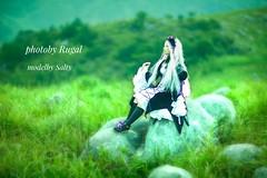 Rozen Maiden (barrugal) Tags: fantasy cosplay green eos 5dmk2