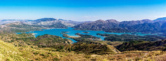 Erraguen. (2) (AnouarDZ) Tags: ciel sony a6000 soleil water blue bleu landscape algeria jijel bellevue beatiful setif irraguen barrage
