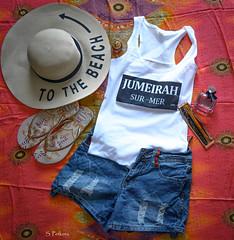 Summer-Vibes (Sophia :P) Tags: summer vibes fashion jumeirah dubai uae beach